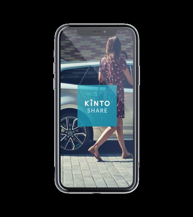KINTO Share app